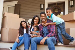 Local moving companies helping family in Brampton, ON